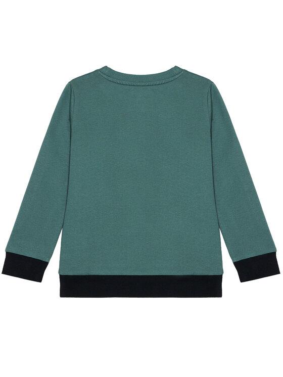 LEGO Wear LEGO Wear Bluza 12010050 Zielony Regular Fit