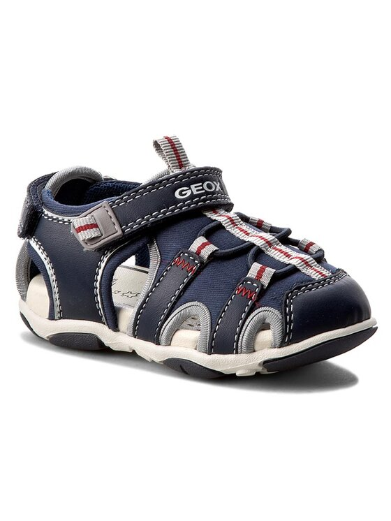 Geox Geox Sandales B S. Agasim B.B B721AB 01585 C0661 Bleu marine