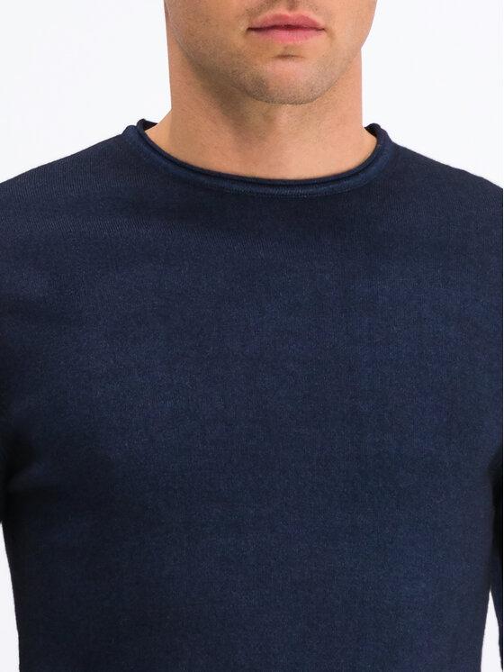 Digel Digel Pulover 1298001 Bleumarin Regular Fit