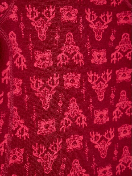 Reima Reima Komplet bielizny termoaktywnej Taival 536434 Czerwony
