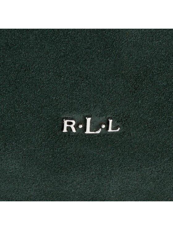 Lauren Ralph Lauren Lauren Ralph Lauren Borsa Debby Drawstring N91 XZIC5 XYIC5 XWIZI Verde