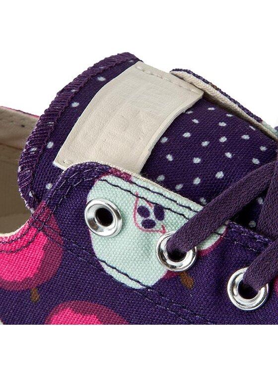 Converse Converse Teniși Ct Ox Eggplant 549724C Violet