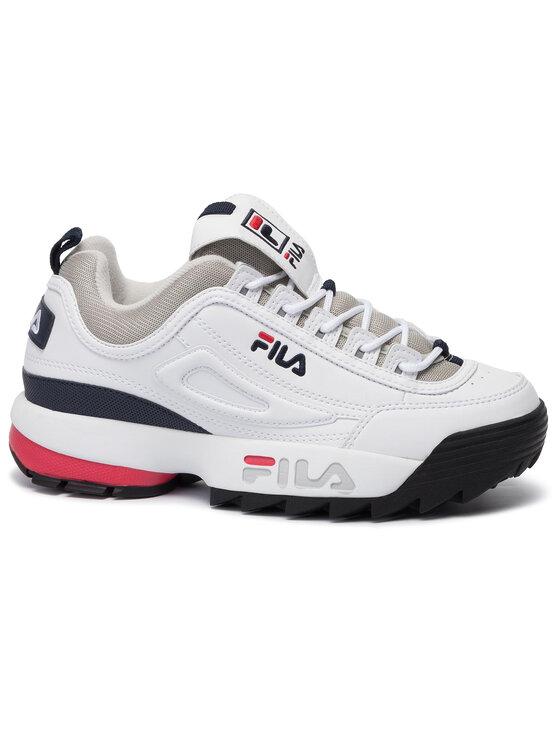 Fila Fila Sneakers Disruptor Cb Low 1010707.1FG Weiß