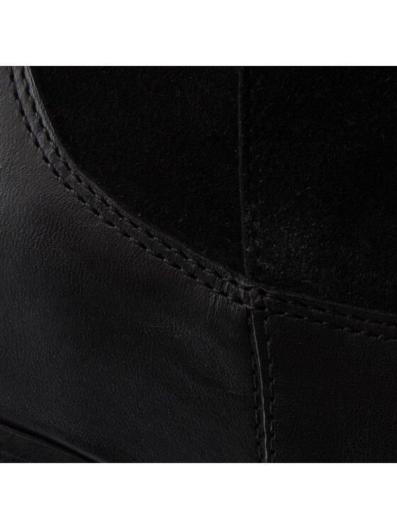 Tommy Hilfiger Tommy Hilfiger Batfortai Material Mix Heeled FW0FW03453 Juoda