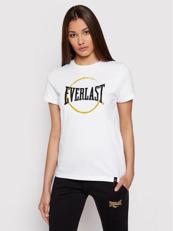 EVERLAST Marškinėliai 786790-50 Balta Regular Fit