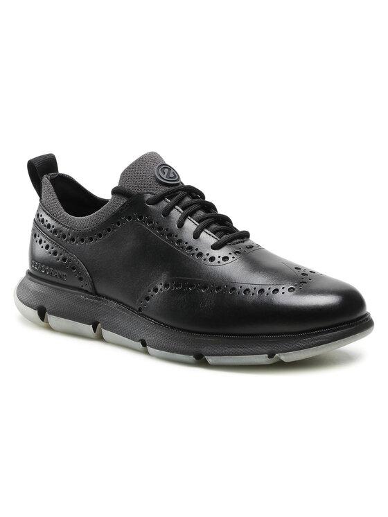 Cole Haan Laisvalaikio batai 4Zg Wingtip Oxford C33452 Juoda