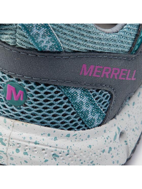 Merrell Merrell Trekingová obuv Hyrdotrekker J52806 Zelená