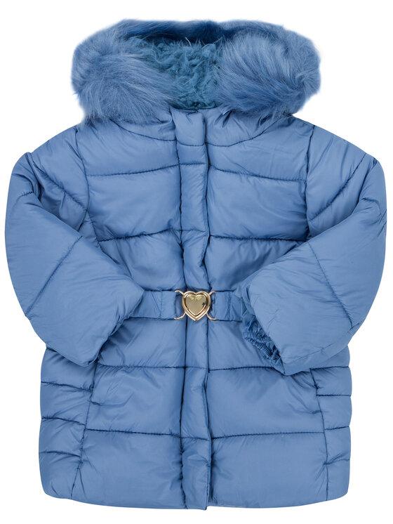 Primigi Primigi Vatovaná bunda Mountain Glam 44101541 Modrá Regular Fit