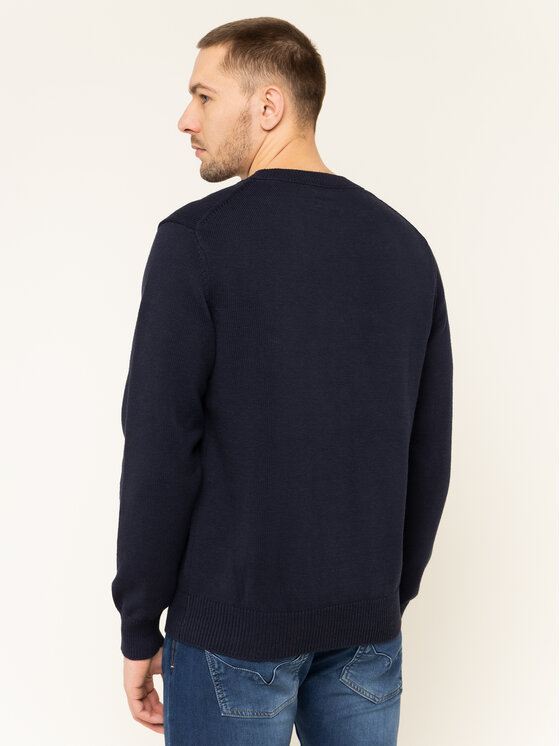 Pepe Jeans Pepe Jeans Megztinis Gabriel PM701973 Tamsiai mėlyna Regular Fit