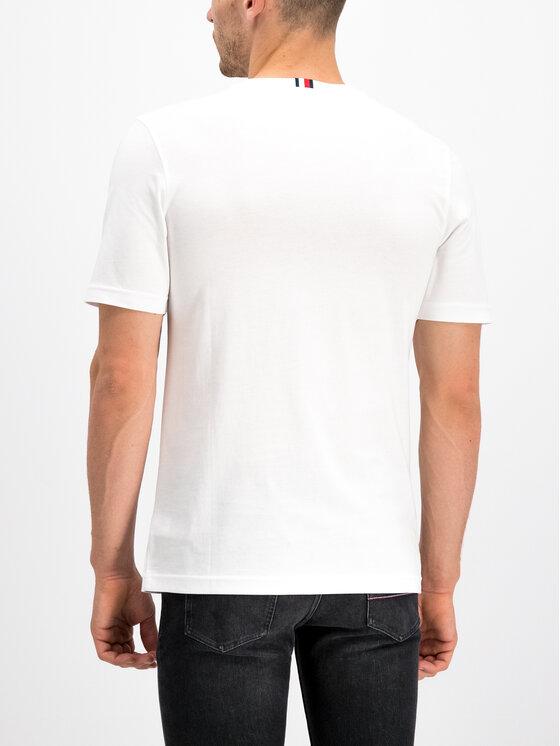 Tommy Hilfiger Tommy Hilfiger T-Shirt MW0MW10819 Bílá Regular Fit