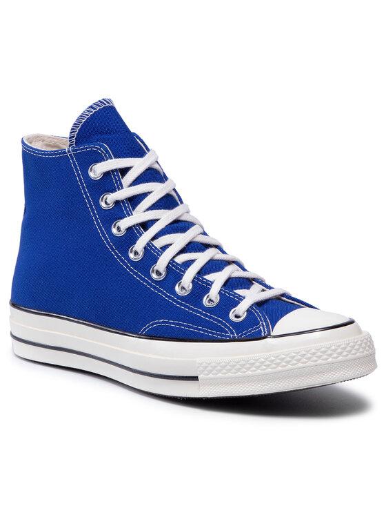 converse scarpe blu
