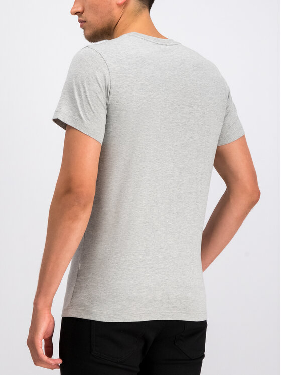 Diesel Diesel T-shirt T-Diego-B2 00SXMH 0091A Gris Regular Fit
