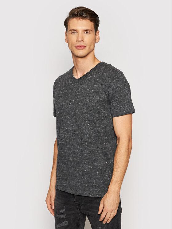 Jack&Jones PREMIUM Marškinėliai Blubowery 12194108 Pilka Regular Fit