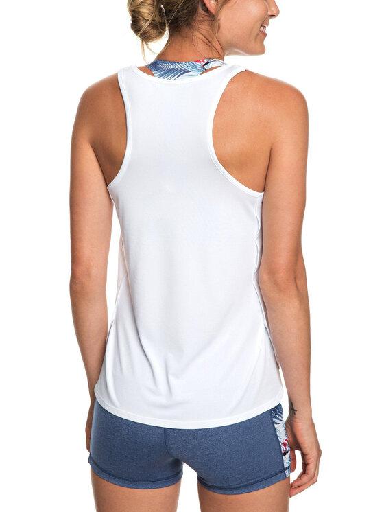 Roxy Roxy Top ERJKT03504 Bianco Regular Fit