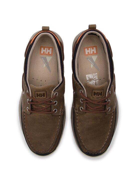 Helly Hansen Helly Hansen Обувки Newport F-1 Deck 113-14.720 Кафяв