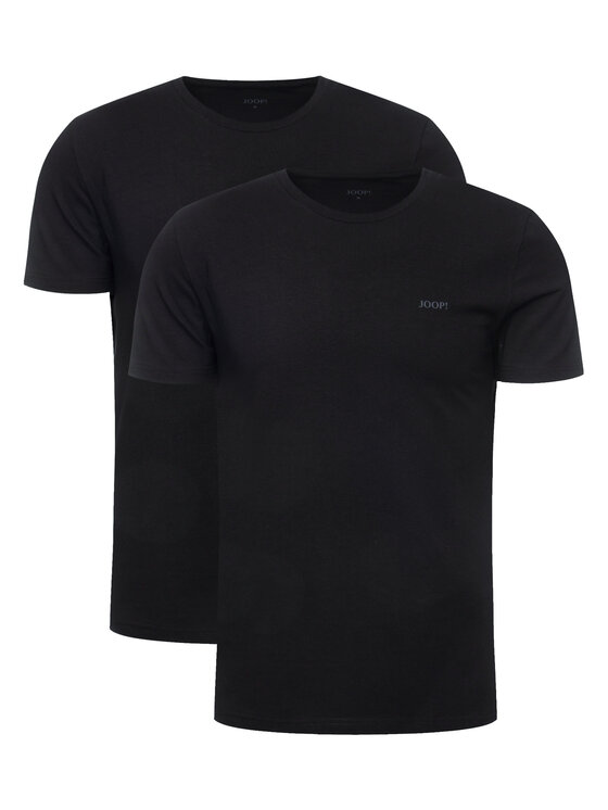 Joop! 2 marškinėlių komplektas 30018461 Juoda Regular Fit