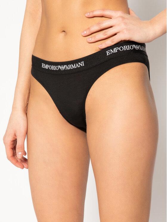 Emporio Armani Underwear Emporio Armani Underwear Set 2 perechi de chiloți de damă clasici 163334 CC317 00911 Colorat