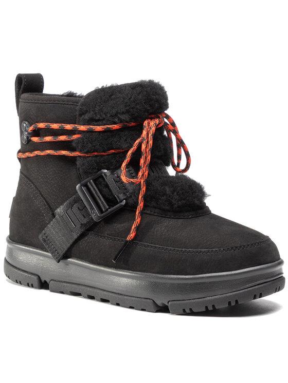 Ugg Aulinukai W Classic Weather Hiker 1112477 Juoda