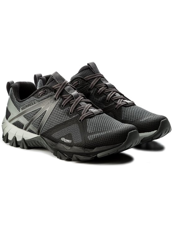 Merrell Merrell Παπούτσια πεζοπορίας Mqm Flex J12337 Μαύρο