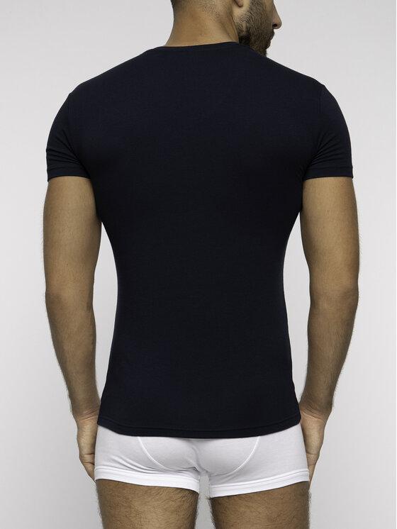 Emporio Armani Underwear Emporio Armani Underwear Póló 110810 9P516 00135 Sötétkék Slim Fit