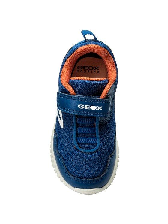 Geox Geox Halbschuhe B Waviness B.B B822BB 014BU C0685 D Blau