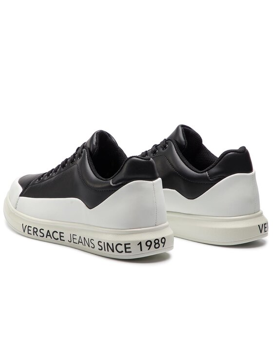 Versace Jeans Versace Jeans Sneakersy E0YTBSN1 Čierna
