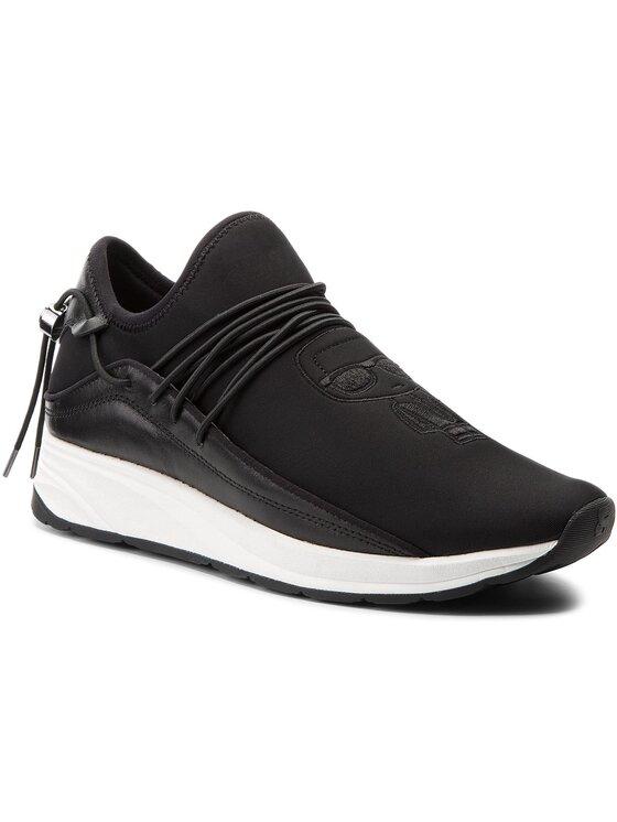 KARL LAGERFELD KARL LAGERFELD Sneakersy KL51146 Czarny