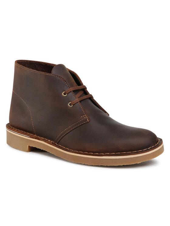 Clarks Auliniai batai Bushacre 3 261535287 Ruda