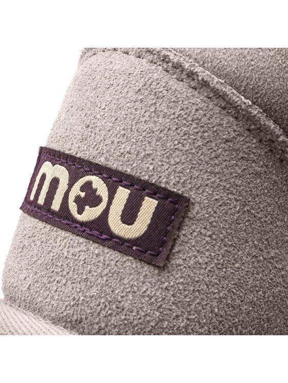 Mou Mou Buty Eskimo24 00001673 Szary