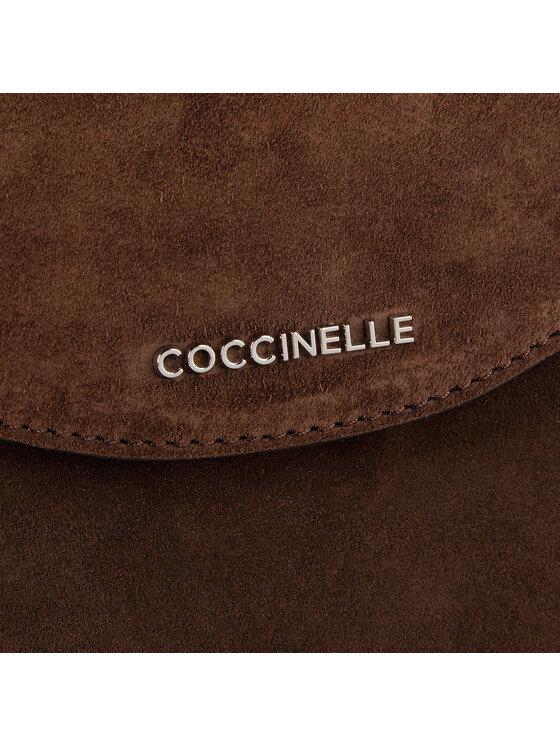 Coccinelle Coccinelle Torebka ER6 Andromeda E1 ER6 18 01 01 Brązowy