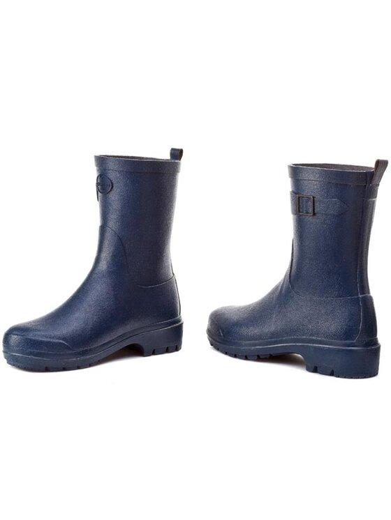 Le Chameau Le Chameau Gumicsizma Low Boot II BCB1847 Kék