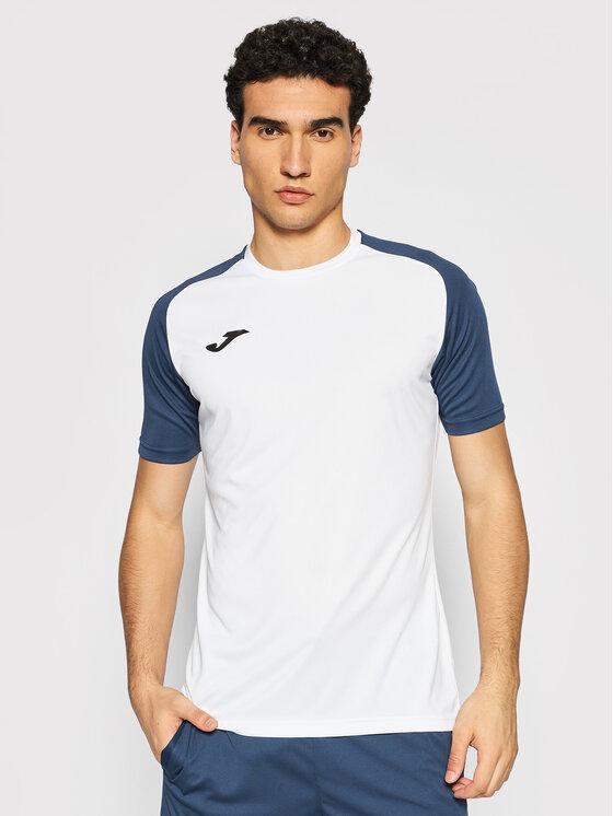Joma Marškinėliai Academy IV JOMA-101968.203 Balta Regular Fit