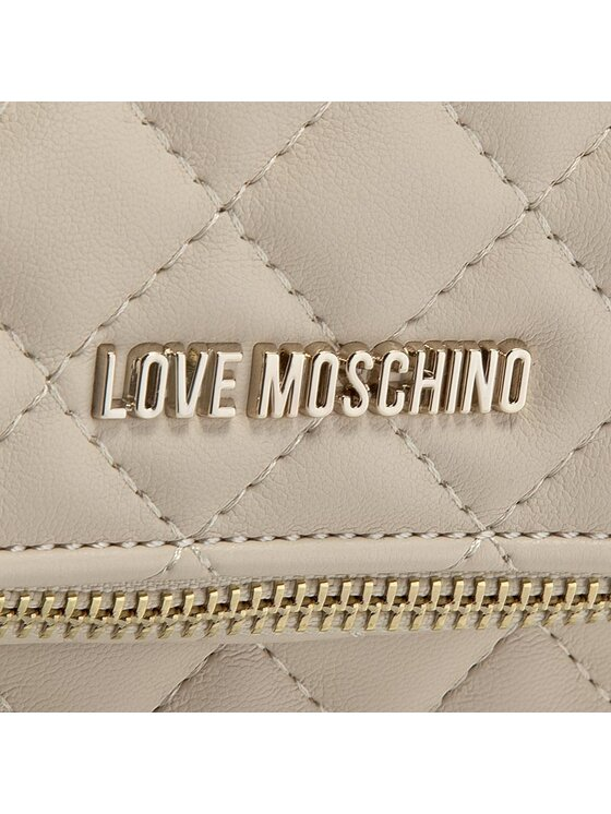 LOVE MOSCHINO LOVE MOSCHINO Дамска чанта JC4318PP03KA0110 Бежов
