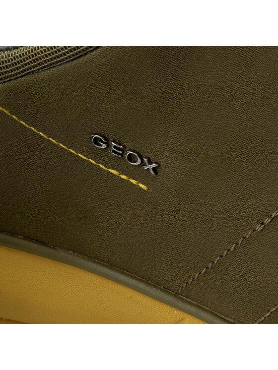 Geox Geox Pantofi U Nebula B U52D7B 01122 CB32V Verde