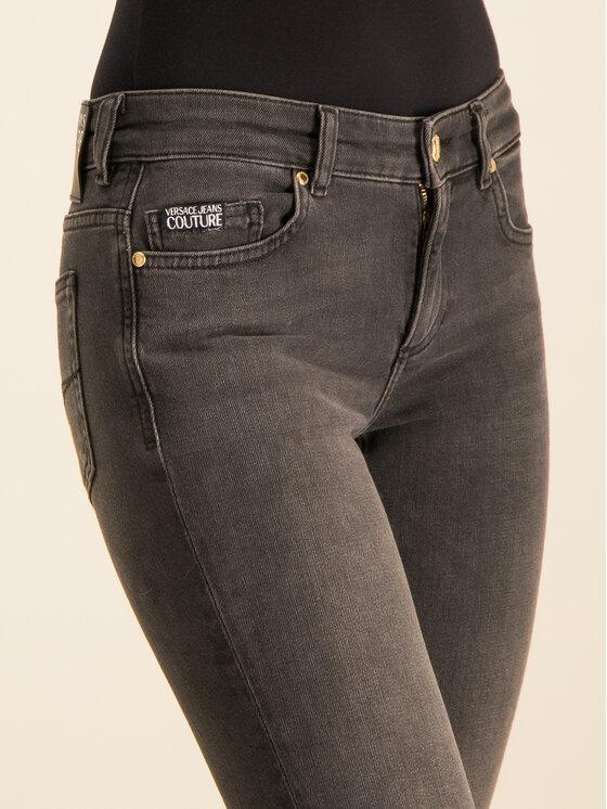 Versace Jeans Couture Versace Jeans Couture Jeansy A1HUB0K0 Šedá Slim Fit