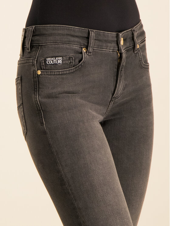 Versace Jeans Couture Versace Jeans Couture Τζιν Slim Fit A1HUB0K0 Γκρι Slim Fit