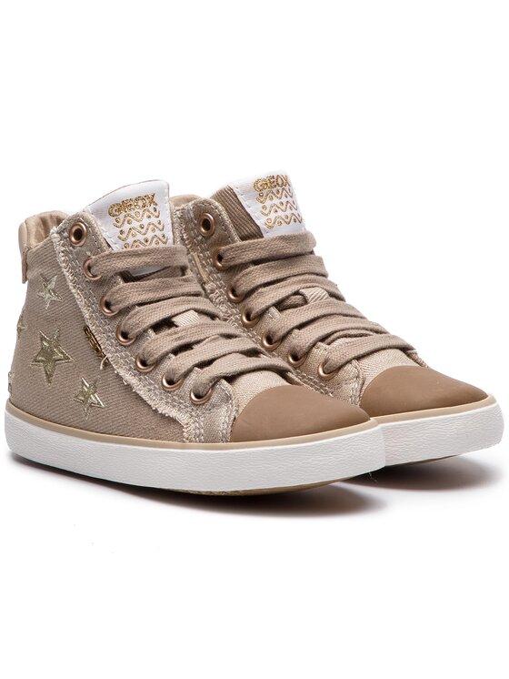 Geox Geox Sneakers J Kilwi G. C J82D5C 000ZD C5000 M Μπεζ