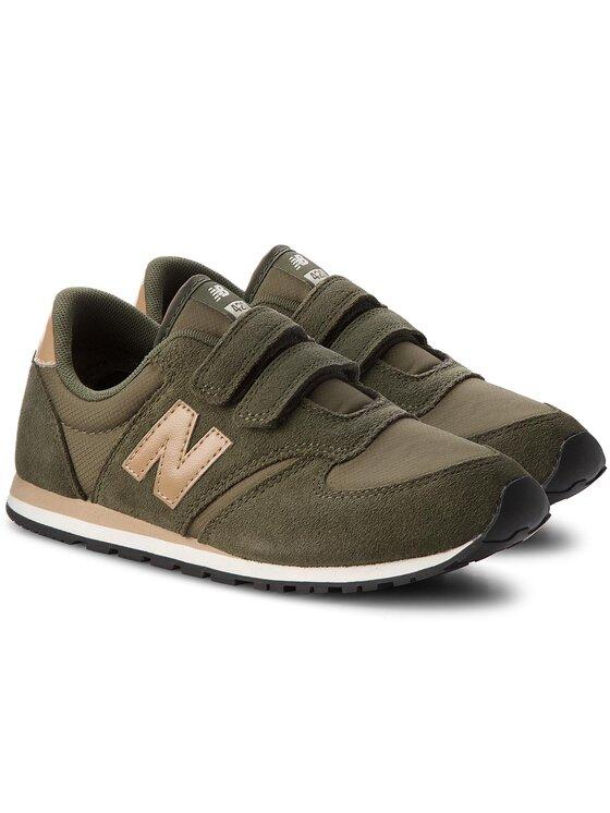 New Balance New Balance Sneakersy KE420ATY Zelená