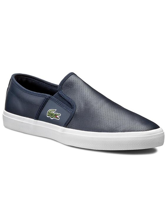 Lacoste Lacoste Pantofi Gazon Sport 116 2 Spm 7-31SPM0017003 Bleumarin