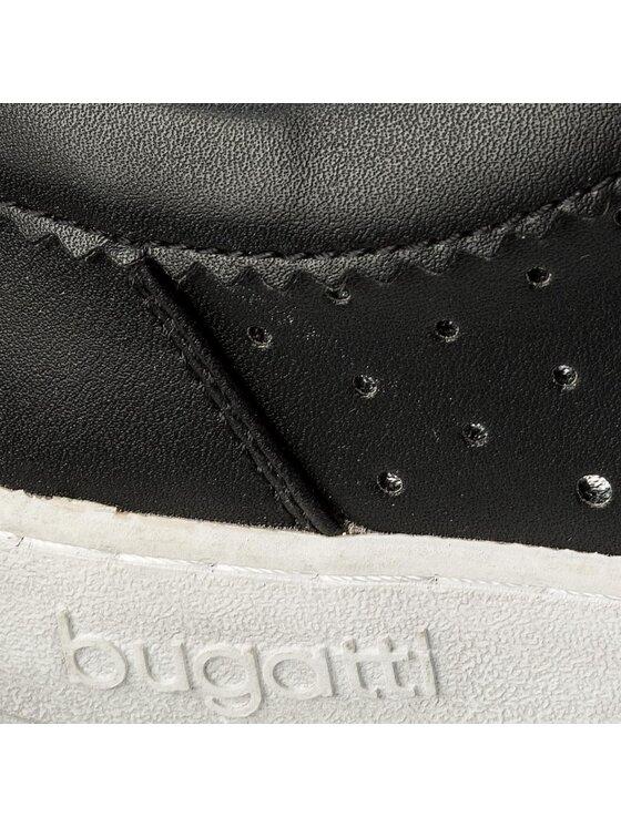 Bugatti Bugatti Sneakersy J7605-PR6N-111 Czarny
