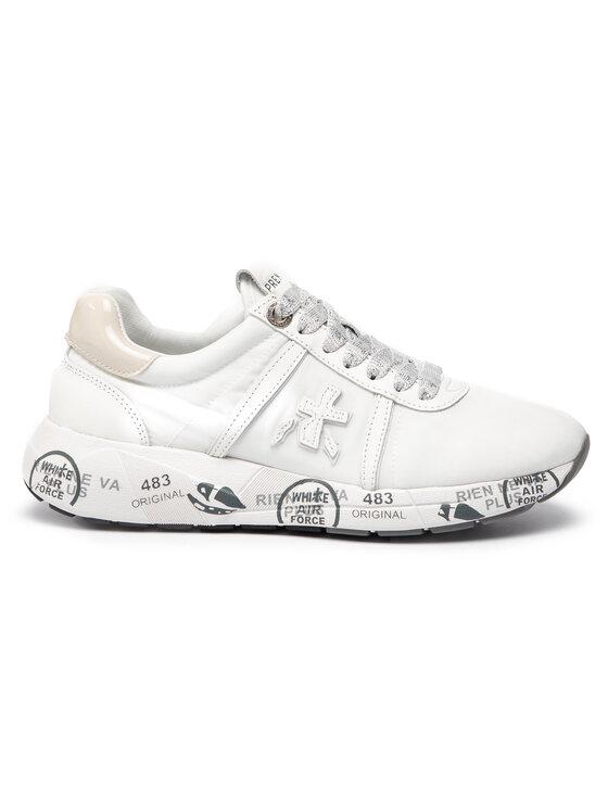 Premiata Premiata Sneakersy Mattew-D 3877 Biały