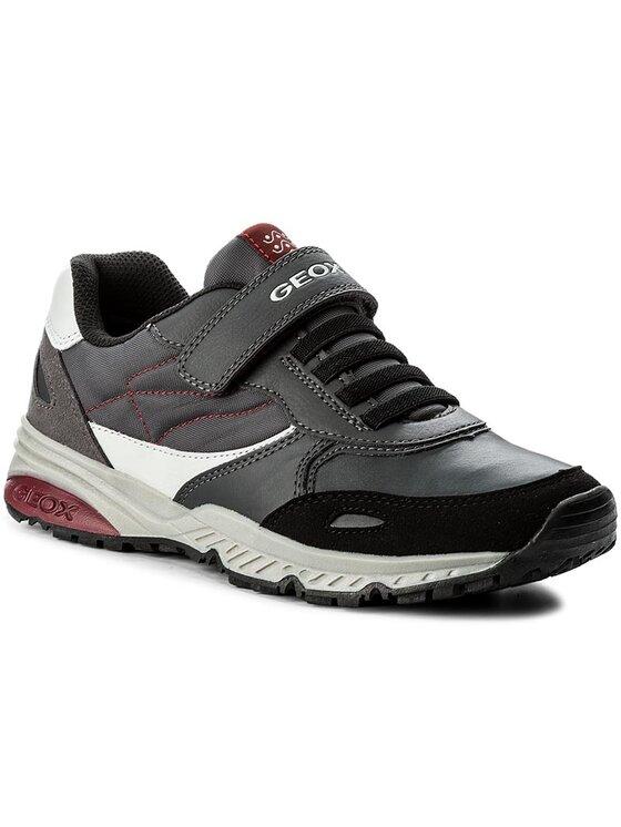 Geox Geox Sneakersy J Bernie A J7411A 0FU54 C0047 D Šedá