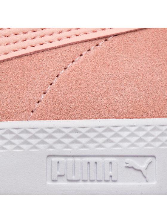 Puma Puma Sportcipő Smash Wns V2 Sd 365313 14 Narancssárga