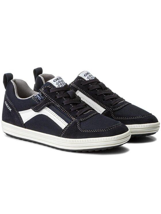 Geox Geox Sneakersy J Vita A J82A4A 01422 C4211 D Granatowy
