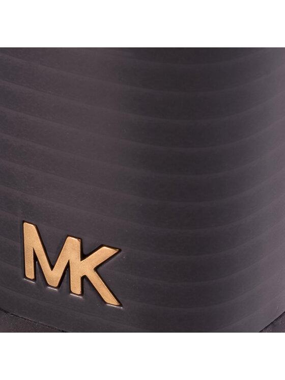 MICHAEL Michael Kors MICHAEL Michael Kors Papucs Glenda Slide 40S0GLMP2L Fekete