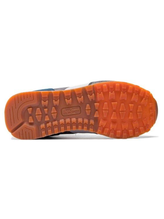 Pepe Jeans Pepe Jeans Laisvalaikio batai Verona W World PLS30721 Tamsiai mėlyna