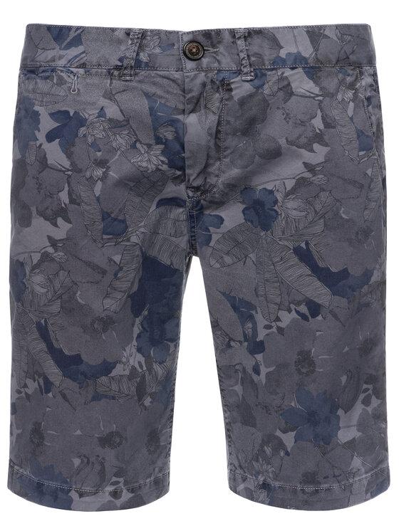 Pepe Jeans Pepe Jeans Medžiaginiai šortai PM800741 Pilka Slim Fit