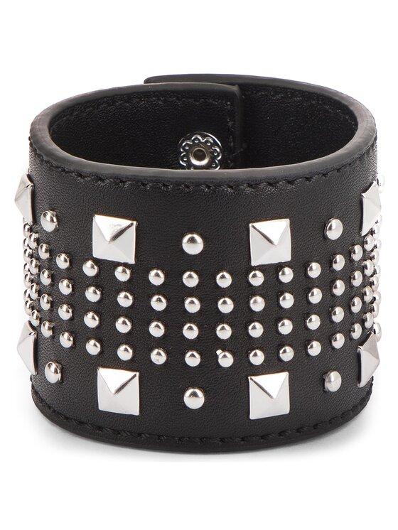 Liu Jo Liu Jo Bransoletka Cuff Bracelet H 5 C N68246 E0001 Czarny