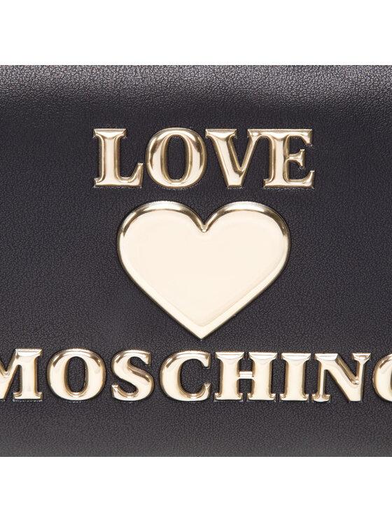LOVE MOSCHINO LOVE MOSCHINO Kosmetyczka JC5308PP1CLF0000 Czarny