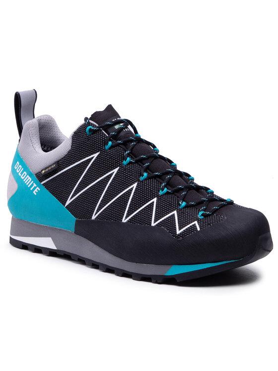 Dolomite Turistiniai batai Crodarossa Lite Gtx 2.0 Ws GORE TEX 280416-1152007 Juoda